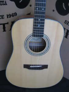 #1941 - ZAD20 Natural Acoustic Discount Guitar