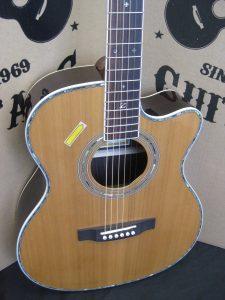 #1944 - ZAD80OM Cutaway Acoustic Discount Guitar