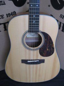 #1929 - 50 Satin Acoustic Discount Guitar