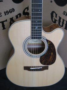 #1934 - 50CEOM Acoustic Electric Discount Guitar