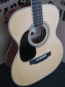 #1936 - 50OMLH Acoustic Discount Guitar