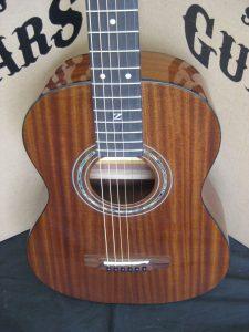 #1937 - Travel Acoustic Discount Guitar