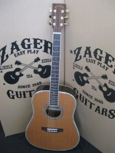 #1984 - ZAD80 Acoustic Discount Guitar