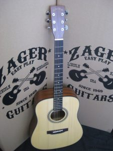 #1985 - ZAD50 Satin Acoustic Discount Guitar