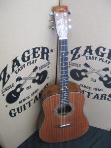 #1986 - ZAD20 Mahogany Acoustic Discount Guitar