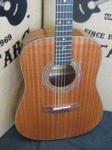 #1998 - ZAD20 Mahogany Acoustic Discount Guitar