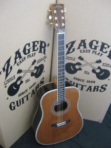 #1999 - ZAD80 Acoustic Discount Guitar