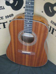 #2024 - ZAD20 Mahogany Acoustic Discount Guitar