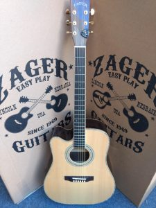 900CE LH Acoustic Electric LEFT HANDED Guitar