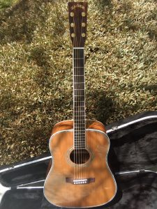 #00099 ZAD80 Rosewood Acoustic Pro Series